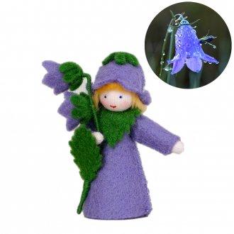 ベルフラワーBOY ホワイト 手に花 Ambrosius fairy/アンブロシウス フェアリー 夏の妖精