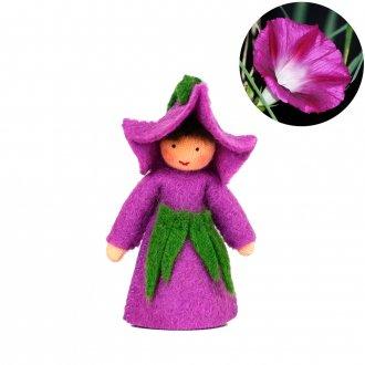アサガオ ベージュ  Ambrosius fairy/アンブロシウス フェアリー 夏の妖精