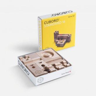 キュボロ スタンダード16 cuboro/キュボロ社