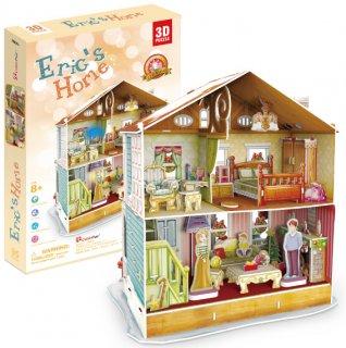 3D パズル クリスマス Eric's Home