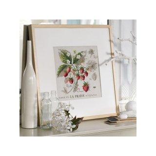壁掛け Strawberry (ストロベリー)クロスステッチキット