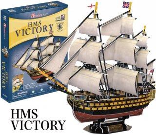 3Dパズル HMS ヴィクトリー号