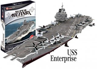 3Dパズル USS Enterprise