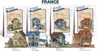 3Dパズル フランス シリーズ