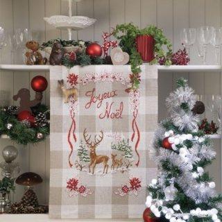 トルション Noel enchanteur (クリスマスの魅惑) クロスステッチキット