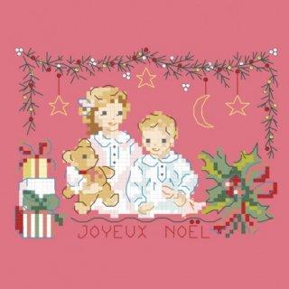 Christmas Night (クリスマスナイト)図案