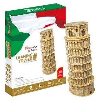 3Dパズル ピサの斜塔