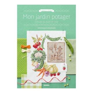 MANGO Mon jardin potager Veronique Enginger クロスステッチ洋書