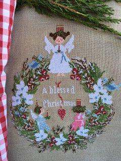 Lilli Violet リリーバイオレット  Blessed Christmas 祝福されたクリスマス