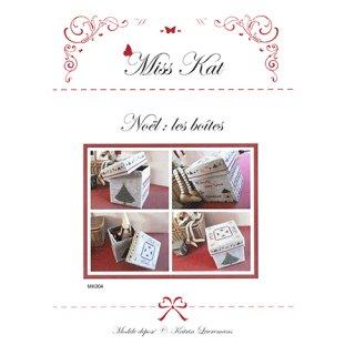 Marie Suarez x Katrin Laeremans Miss Kat Noel : les boites『ノエル ボックス』上級者