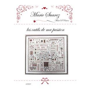 Marie Suarez les outils de ma passion『私のパッションのすべて』上級者