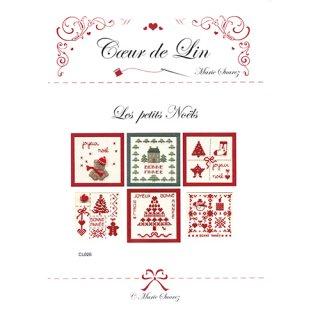 Marie Suarez Les petits Noels『リトルクリスマス』上級者