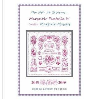 クロスステッチ図案 Marquoir Fantasia IV
