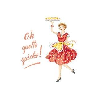 [新作]Oh quelle quiche(美味しいキッシュが出来上がりました!)
