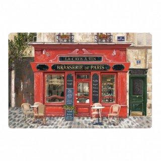 """フランス/Winkler  ランチョンマット """"ビール店""""<br>"""