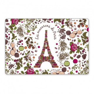 """フランス/Winkler  ランチョンマット """"パリのマカロン""""<br>"""