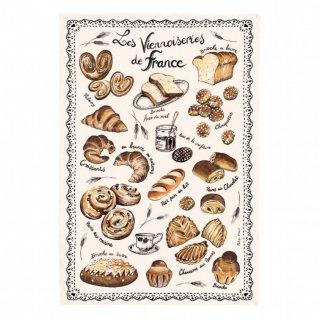 """フランス ランチョンマット """"パン""""<br>"""