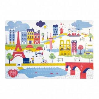 """フランス ランチョンマット """"パリの色々""""<br>"""