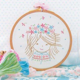 Birthday Girl (バースデーガール)刺繍キット