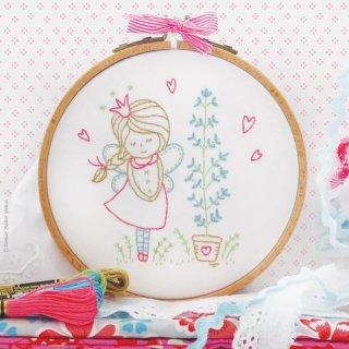 Shy Fairy(シャイフェアリー)刺繍キット