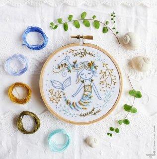 Mermaid dreams(マーメイドドリーム)刺繍キット