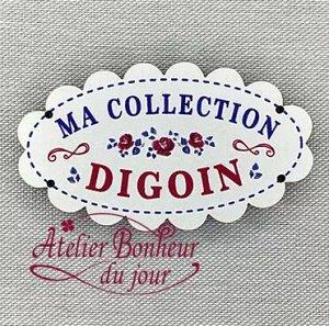 フランス製 木製ボタン MA COLLECTION DIGOIN ディゴワン(ディゴイン)
