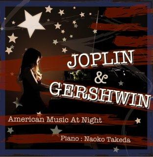 2トラ38ミュージックテープ Joplin & Gershwin American Music at Night ピアノ・ソロ・アルバム<img class='new_mark_img2' src='https://img.shop-pro.jp/img/new/icons61.gif' style='border:none;display:inline;margin:0px;padding:0px;width:auto;' />