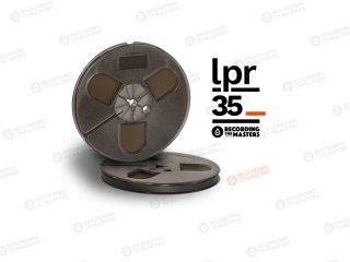 RTM LPR35 1/4インチ幅 7号プラスチックリール 1800ft