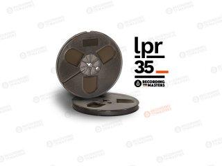 RTM LPR35 1/4インチ幅 5号プラスチックリール 885ft