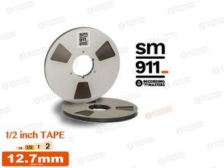 RTM SM911 1/2インチ幅(ハーフインチ) 10号メタルリール 2500ft
