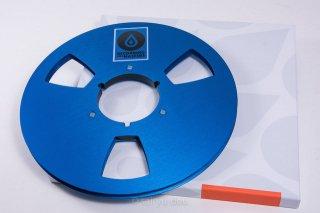 カラーメタルリール 10号 1/4インチ幅用 ブルー