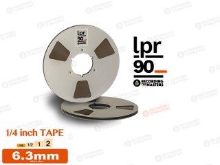 RTM LPR90 1/4インチ幅 10号メタルリール 3600ft