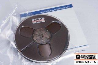 RTM LPR35 1/4インチ幅 5号プラスチックリール 885ft オリジナルBOX入り