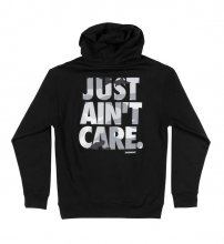 PULLOVER JUST AINT CARE SNOW CAMO FLEECE