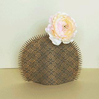 花なり(小)緞子 / 小葵