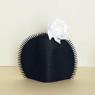 花なり(小)金襴 / 印傳風