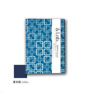 ご朱印帳 blue シカク□