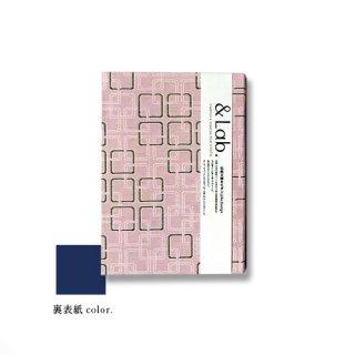 ご朱印帳 pink  シカク□