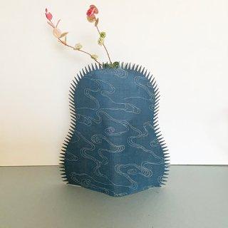 花なり(大)緞子 / 水雲緞子(トゲ)