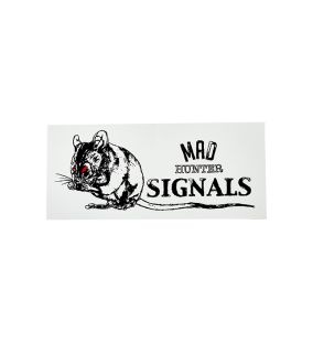 Signals-Mad Hunter Sticker