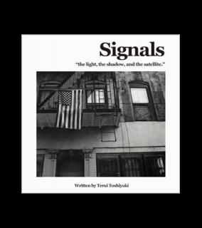 "Signals 2nd ALBUM ""光りと影と人工衛星"""