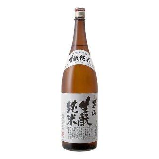 男山 生もと純米酒 「北海男山」 (ホッカイオトコヤマ)/男山 1800ml 【北海道】