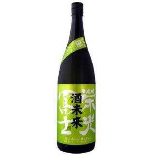 栄光冨士 純大吟無濾過生原酒 酒未来 (エイコウフジ)/冨士酒造 1800ml 【山形】