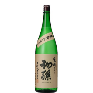 初孫 純米本辛口 「魔斬」 (ハツマゴ)/東北銘醸 1800ml 【山形】