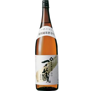 一ノ蔵 特別純米酒 辛口 (イチノクラ)/一ノ蔵 1800ml 【宮城】