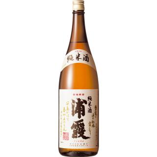 浦霞 純米酒 (ウラガスミ)/佐浦 1800ml 【宮城】