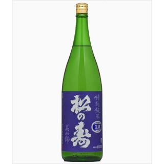 松の寿 特別純米 美山錦 生酒(マツノコトブキ)/松井酒造店 1800ml 【栃木】
