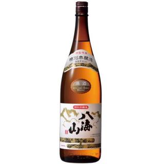 八海山 特別本醸造酒 (ハッカイサン)/八海醸造 1800ml 【新潟】