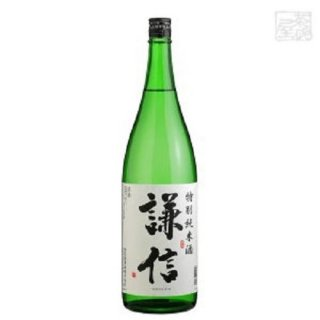 謙信 特別純米 (ケンシン)/池田屋酒造 1800ml 【新潟】