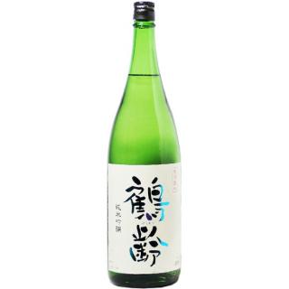 鶴齢 純米吟醸 (カクレイ)/青木酒造 1800ml 【新潟】